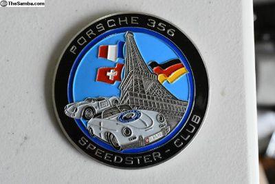 Porsceh Speedster Club. Europe