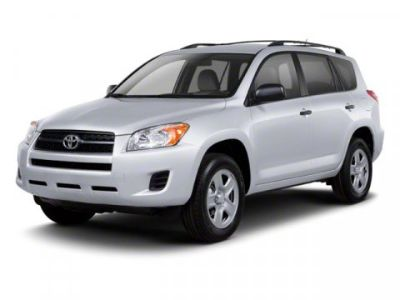 2012 Toyota RAV4 Base (White)