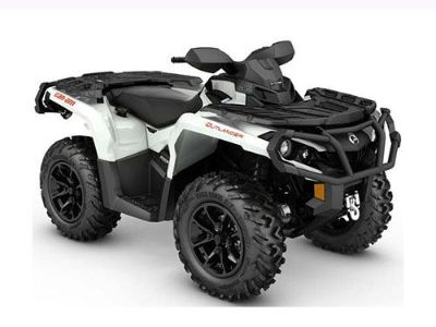 2017 Can-Am Outlander XT 650 Utility ATVs Woodinville, WA