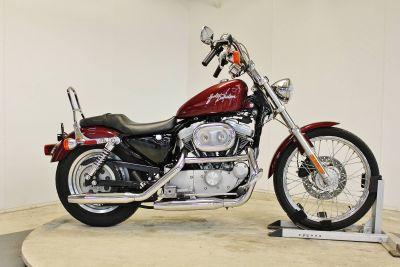 2001 Harley-Davidson XL 883C Sportster Custom Sport Motorcycles Pittsfield, MA