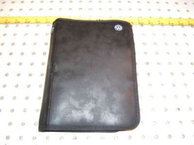 Buy VW 1999 Cabrio Owner manual's Genuine OEM 1 Booklet with BLACK outer VW 1 Case motorcycle in Rocklin, California, United States, for US $54.00