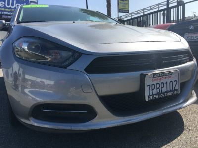 2015 DODGE DART SXT SEDAN! ONLY 58K MILES!