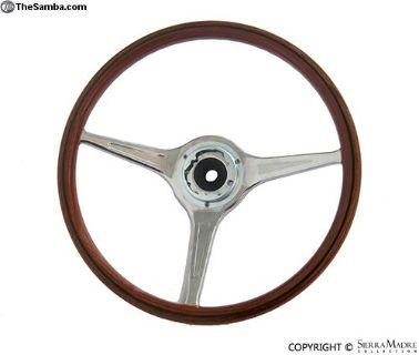 Carrera 2000 Steering Wheel, wood (356B/356C)