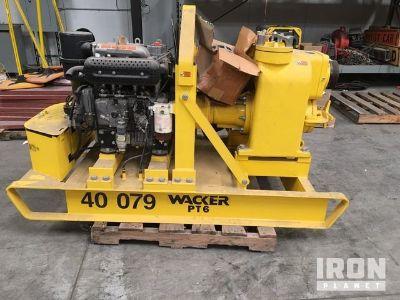 2006 Wacker PT6LS Water Pump - Unused