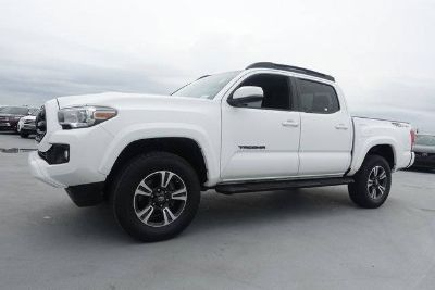 2016 Toyota Tacoma TRD Sport Premium Tech Package