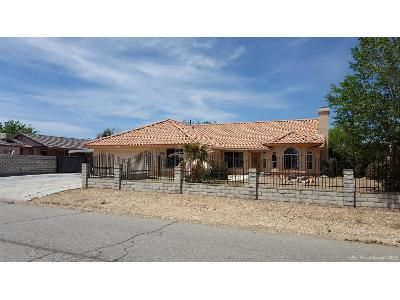 4 Bed 2 Bath Foreclosure Property in California City, CA 93505 - Randsburg Mojave Rd