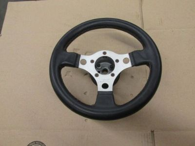 "Purchase Grant Signature Series 11 3/4"" Steering Wheel 04B89 w/ 5 Bolt 3 Hole Hub 10547W motorcycle in Cincinnati, Ohio, United States, for US $100.00"