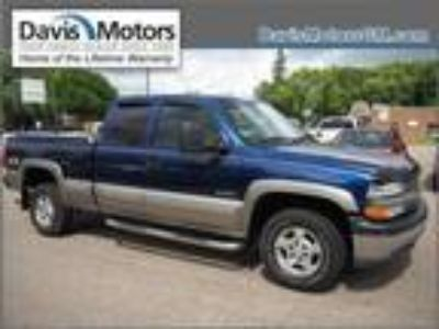 used 2002 Chevrolet 1500 for sale.