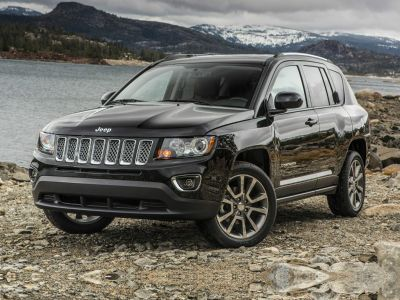 2014 Jeep Compass Limited (Black Clearcoat)