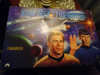 Collectable Star Trek Board Game
