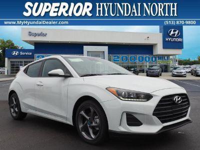 2019 Hyundai Veloster (Chalk White)