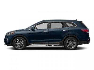 2018 Hyundai Santa Fe Limited (Storm Blue)