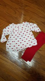 9 months - Carters outfit
