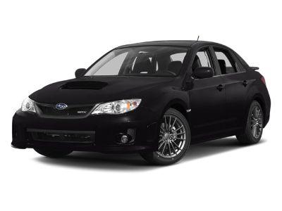2013 Subaru Impreza WRX Limited (WR Blue Pearl)