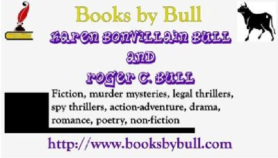 $10 Books written by Karen Bonvillain Bull and Roger C. Bull