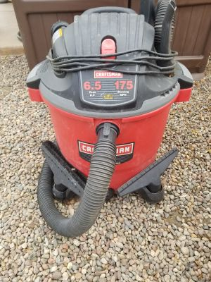 Craftsman Shopvac