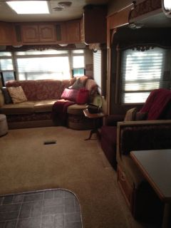 2007 Fifth Wheel, Forest River Wildcat