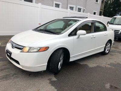 2007 Honda Civic EX (Taffeta White)