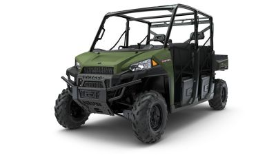 2018 Polaris Ranger Crew Diesel Side x Side Utility Vehicles Paso Robles, CA