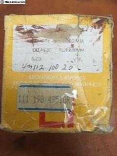 NOS Main Bearing Metal Leve (111 198 495 O)