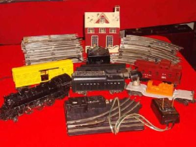 $160 Lionel Electric Train Set from 1940's (Smithfield, Utah 84335)