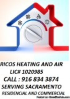 ricos heating and air