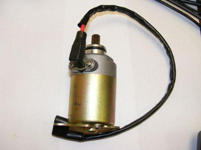 Purchase 150cc GY6 Scooter Starter NEW Wildfire motorcycle in Bloomingdale, Ohio, US, for US $29.95