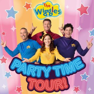 Wiggles Party Time Tour Oshawa Tickets