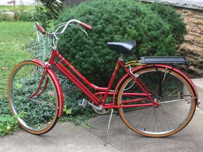 Vintage 1969 Schwinn Women's 3-Speed Bicycle