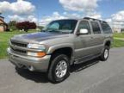 Used 2001 CHEVROLET Suburban For Sale