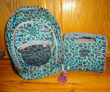 Back to School Backpack Lunch SET
