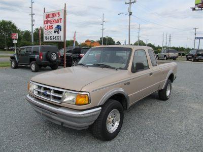 1994 Ford Ranger Splash (Tan)