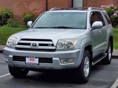 Used 2003 Toyota 4Runner for sale