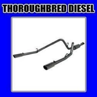 Find MBRP Gas Exhaust 03-07 Chevy 1500 EC/CC-SB Cat Back Dual Split Rear S5016AL motorcycle in Winchester, Kentucky, US, for US $419.99