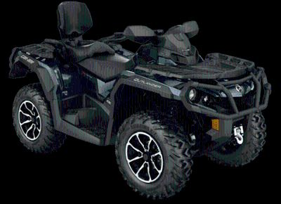 2018 Can-Am Outlander MAX Limited Utility ATVs Wilkes Barre, PA