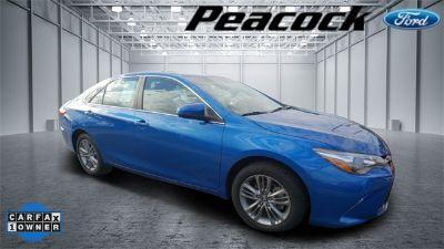 2017 Toyota Camry L (Blue Streak Metallic)