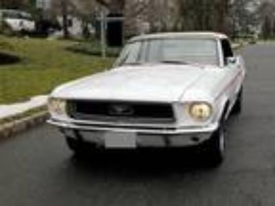 1968 Ford Mustang Convertible 289 V8 4BBL