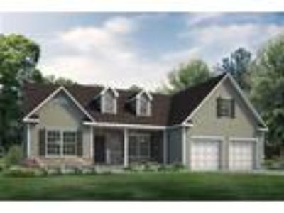 The St. Andrews Traditional by Tuskes Homes: Plan to be Built