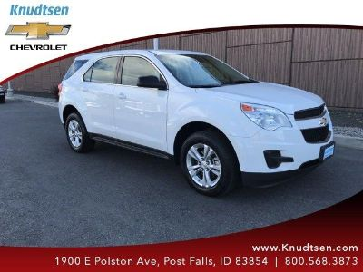 2015 Chevrolet Equinox LT (summit white)