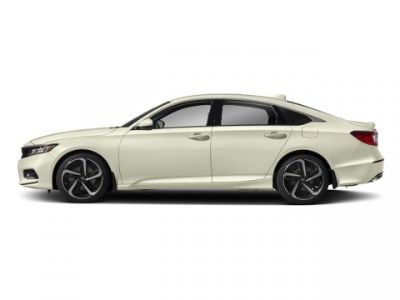 2018 Honda ACCORD SEDAN Sport (Platinum White Pearl)