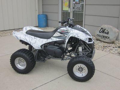 2008 Kawasaki KFX700 Sport ATVs Lima, OH