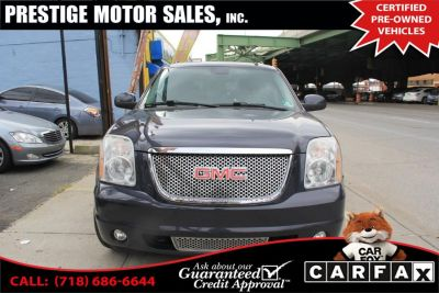 2008 GMC Yukon Denali (Stealth Gray Metallic)