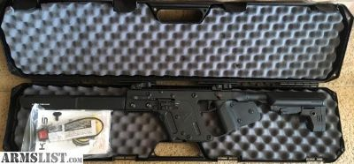 For Sale: Kriss Vector CRB Gen 2 9mm
