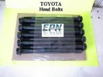 Purchase Toyota 22R/RE & TURBO engine NEW HEAD BOLTS set, 1985 to 1995 ALL, PRO Bolts motorcycle in Portland, Oregon, United States, for US $29.66