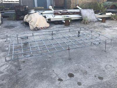 3/4 length roof rack bay and split window