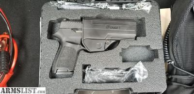 For Sale: P320 compact $550.00 obo
