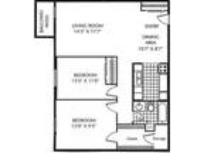 Sunset Ridge Apartments - 2Bed1Bath-A