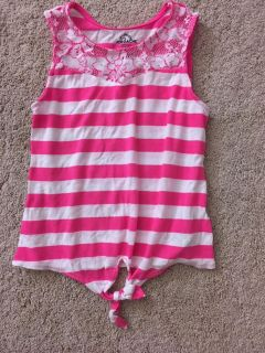 Size 6/6x top