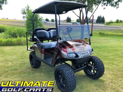 2015 E-Z-Go TXT Gas Powered Golf Carts Rogers, MN