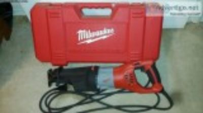Milwaukee - Sawzall - Brand - New - in - Box - -